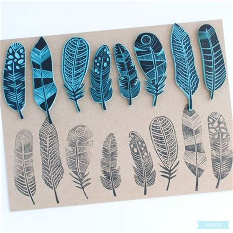Handmade Prints - 25 best printmaking ideas on printmaking bug