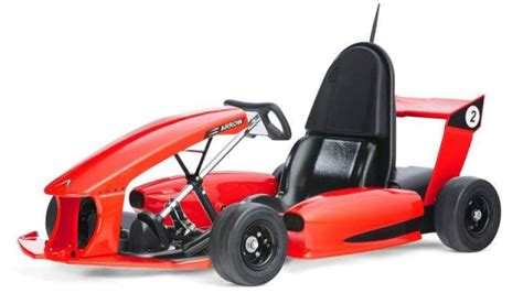 Tesla Go Electric Wordlesstech Electric Go Kart Is A Tesla For