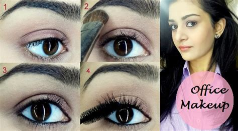 makeup tutorial indian skin tutorial easy and polished office makeup for indian skin