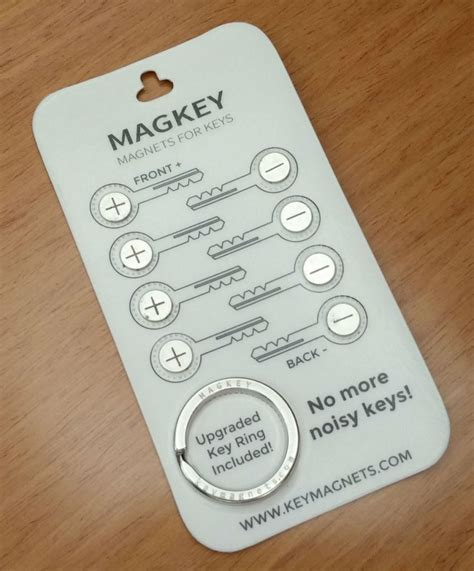 key smart review magkey magnetic smart key holder review the gadgeteer
