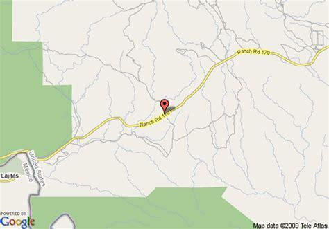 lajitas texas map map of lajitas the ultimate hideout alpine