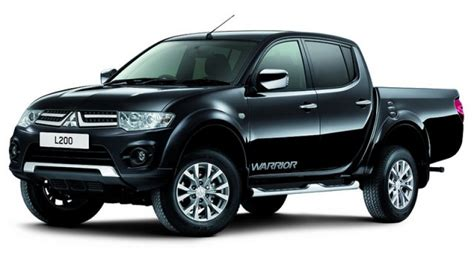 mitsubishi l200 warrior accessories mitsubishi l200 warrior barbarian walkinshaw firs
