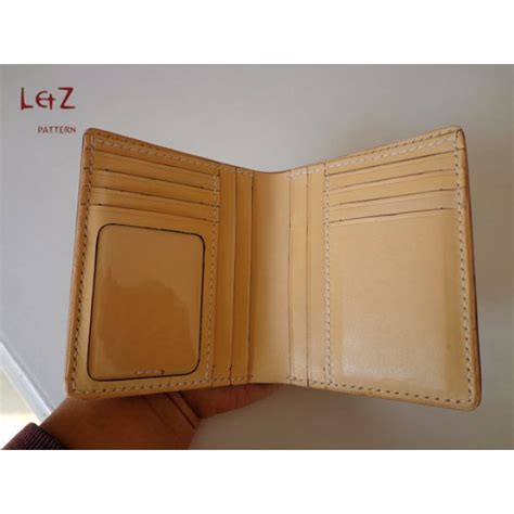 sewing pattern leather wallet pdf bag sewing patterns short wallet patterns cdd 05
