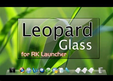 themes rk launcher leopard skin for rk launcher by pop tart on deviantart