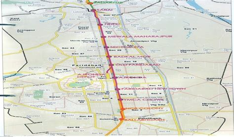 Welcome To HMRTC   Route Maps