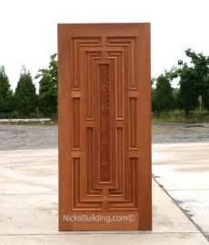 Exterior hand carved mahogany wood doors size 3 0 quot x 6 8 quot