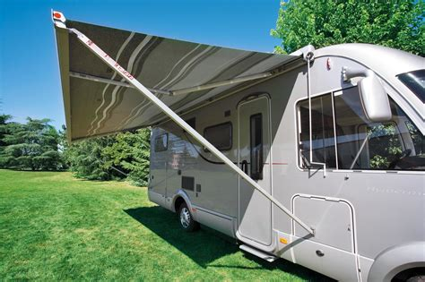 fiamma awnings fiamma f45 s awning 450cm white case with a royal grey