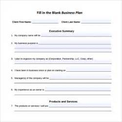 Small Business Plan Template Pdf Sample Small Business Plan 9 Documents In Pdf Word