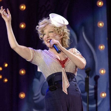 bette midler live bette midler reveals three commandments to live by