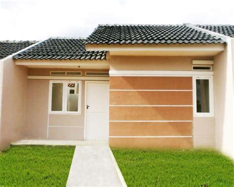 rumah di cilebutbisa kpr rumah dijual kpr rumah bersubsidi minimalis di tangerang