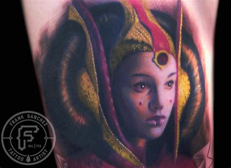 sanchez tattoo starwars by francisco tattoos