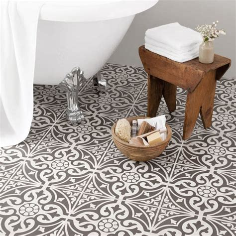 BCT Tiles   9 Devonstone Grey Feature Floor Tiles