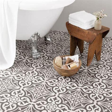 BCT Tiles   9 Devonstone Grey Feature Floor Tiles