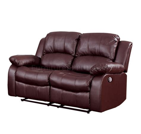Power Sectional Sofa Cranley Power Motion Sectional Sofa 9700brw By Homelegance