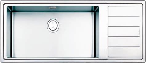 lavello cucina 1 vasca apell lavello cucina 1 vasca incasso con gocciolatoio sx