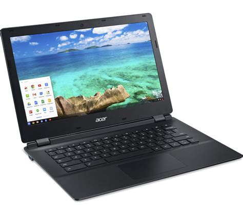 buy acer full hd chromebook  black  delivery currys