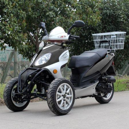 shop  dongfang cc falcon trike scooter gas moped