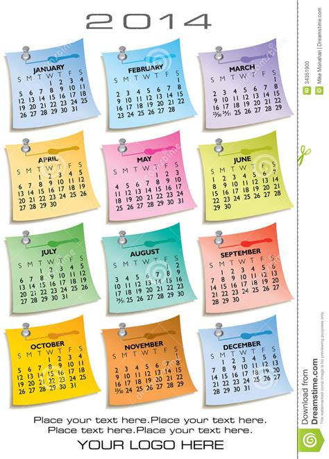 printable calendar 2014 one month per page 5 best images of 2014 calendar 12 months on one page