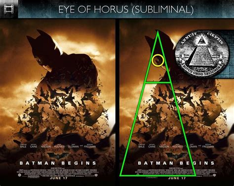 horus illuminati batman begins eye of horus illuminati