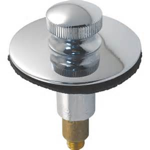 tub drain stopper push pull az partsmaster