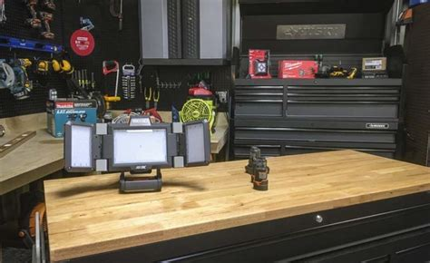 husky bench husky tool box and workbench review back in black