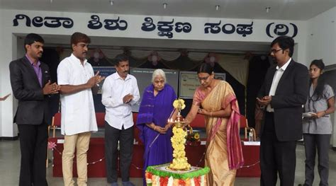Gsss Mba College Mysore by Nss Activities Of Gsss College Inaugurated Mysuru Today