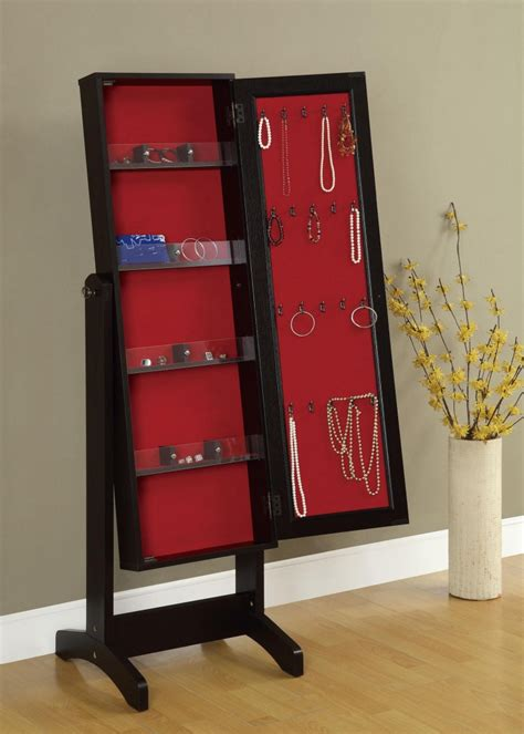 jewelry armoire ideas 100 beautiful jewelry storage solutions zen merchandiser
