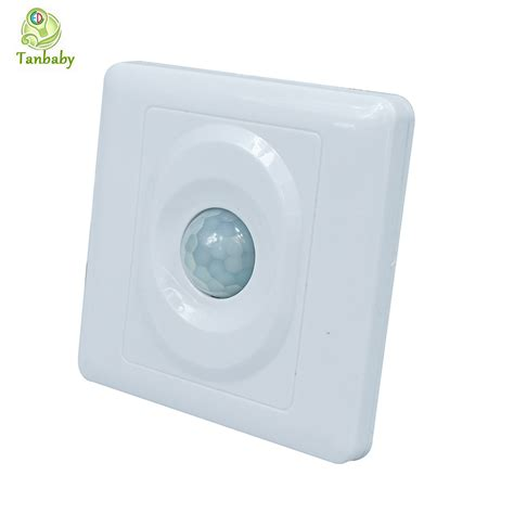 automatic light sensor switch aliexpress com buy tanbaby automatic pir infrared motion