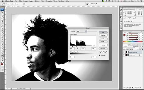 how to make custom paint effects in photoshop photoshop