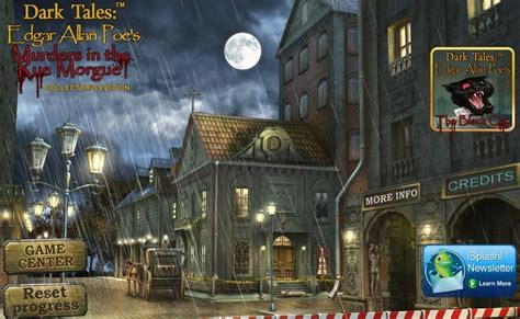 dark tales 2 games dark tales edgar allan poe s murders in the rue