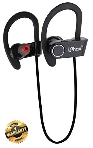 comfortable running headphones bluetooth headphones by iphax comfortable sweatproof