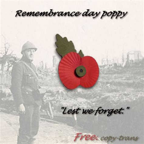 second life marketplace remembrance day poppy