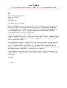 Ceo Personal Assistant Cover Letter by Cover Letter For Executive Assistant Experience Resumes