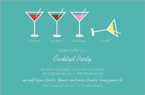 cocktails invite martini cocktail invitation cocktail invitations