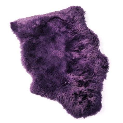 purple sheepskin rug 17 best images about sheepskins rug on shops colors and