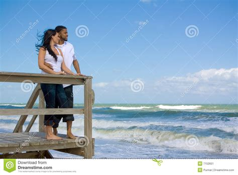 Couples Vacation On Vacation Stock Image Image 7152651
