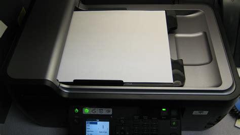 Printer Adf pro 805 printer wont grab the paper