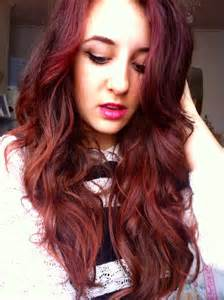 mahogany brown hair color get the mahogany brown hair color for awesome looks