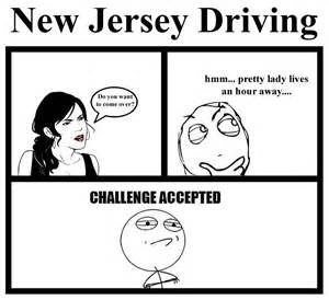 New jersey driving know your meme
