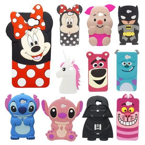 4d Stitch Xiaomi Redmi 2 Karakter Soft Silikon 3d aliexpress buy for huawei y5 ii 3d silicon