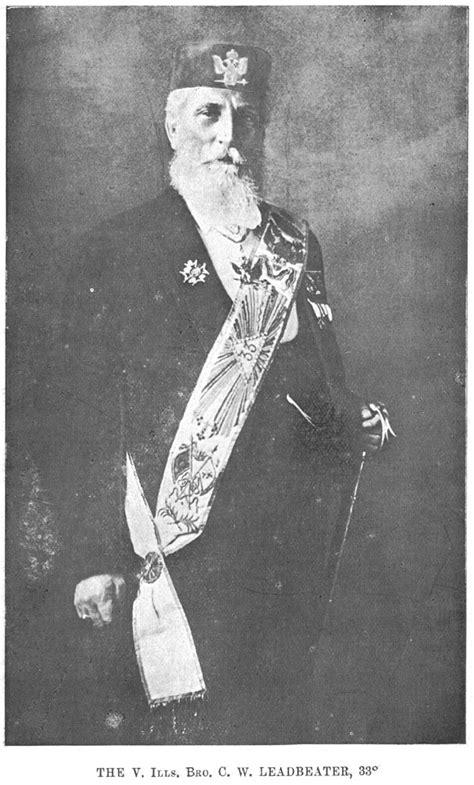 Glimpses Of Masonic History leadbeater