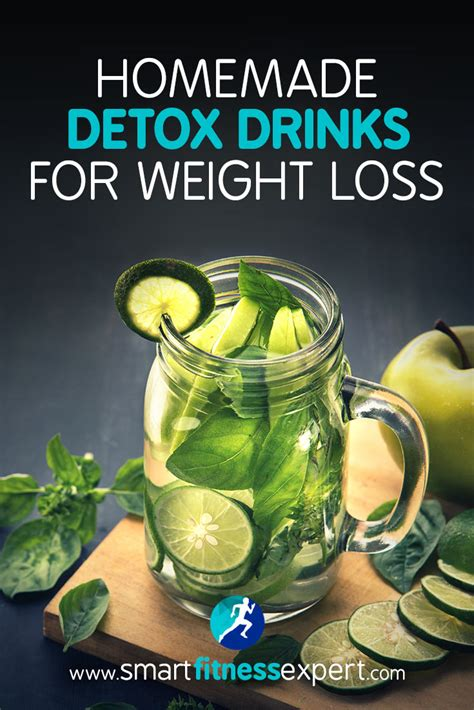 Easy Detox Drinks To Lose Weight by How To Make Detox Drinks For Weight Loss