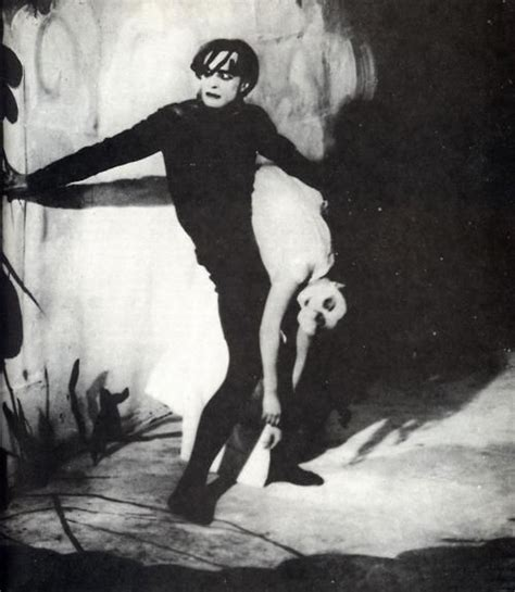 Cesare The Cabinet Of Dr Caligari by Quot The Cabinet Of Dr Caligari Quot 1920 Cesare Conrad Veidt