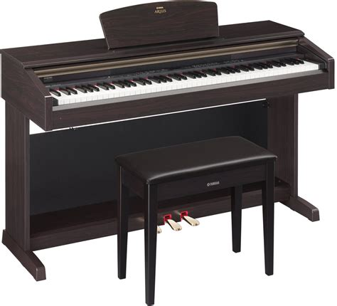 electric piano bench amazon com yamaha arius ydp 181 electronic piano with