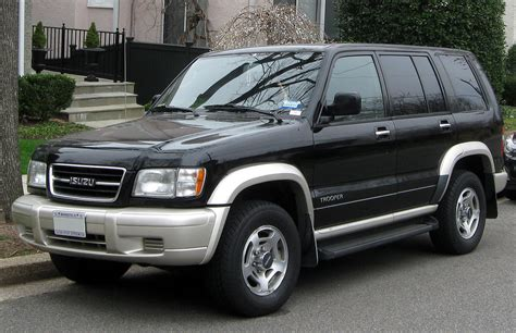 where to buy car manuals 1995 isuzu trooper transmission control file isuzu trooper 03 16 2012 jpg wikimedia commons