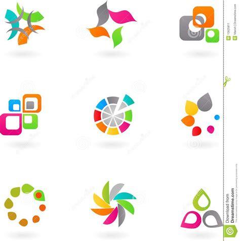 ketentuan layout element logo branding glossy green round button royalty free cartoon