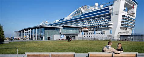 pier a terminal pier 27 cruise ship terminal public works