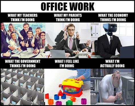 Office Work Memes - jwiesner s journal deviantart