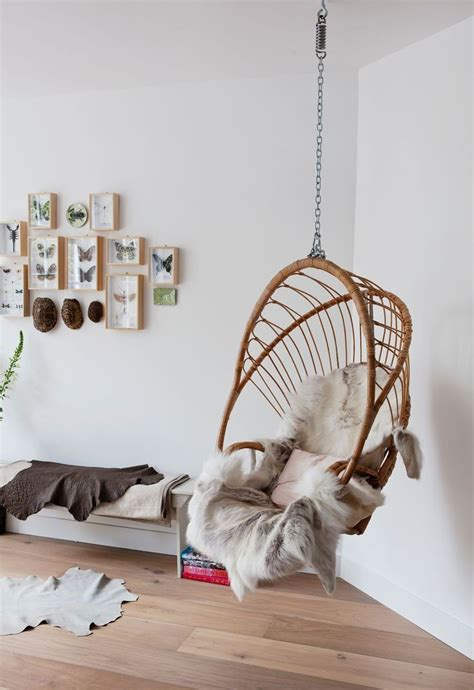 interior swing chair beautiful indoor swing collections for your home