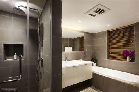 Modern Apartment Bathroom by Elemental Slate Tiles Sleek Tub Lit Bathroom